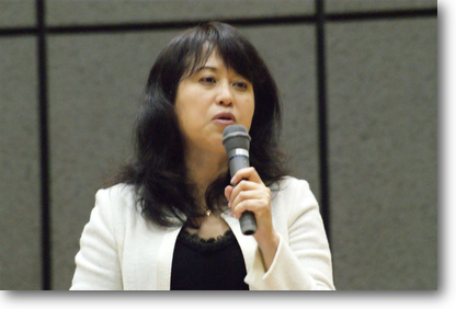 上田理恵子講師