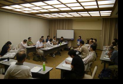 村上弥生氏を囲んでの勉強会