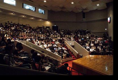 講義会場:田中会館